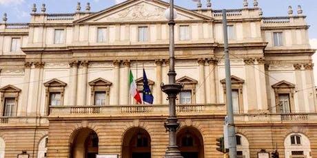 La Scala: Guided Tour of the Theater + Museum biglietti