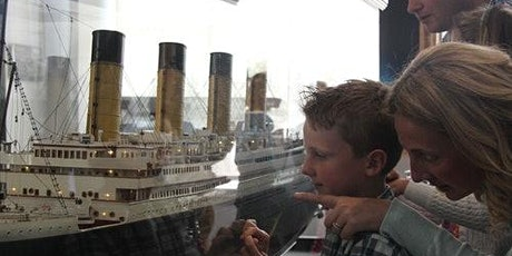 Titanic Experience Cobh tickets