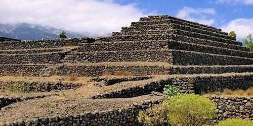 The Pyramids of Guimar
