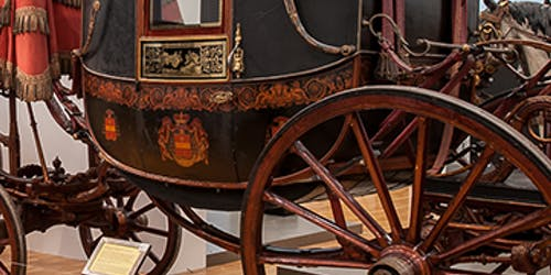 Imperial Carriage Museum at Schönbrunn Palace