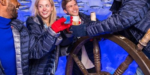 XtraCold Icebar Experience: Skip The Line + 3 free drinks