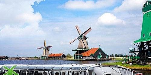 Windmill Cruise Through Zaanse Schans