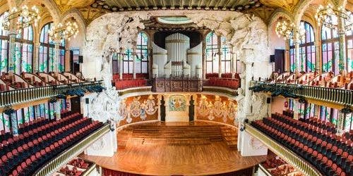 Palau de la Música Catalana Guided Tour: Skip The Line