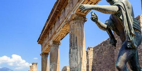 Pompeii: Skip The Line + Bus Roundtrip from Rome biglietti
