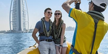 The Yellow Boats: 75-minute Palm Jumeirah & Atlantis Tour tickets