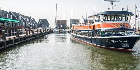 Volendam-Marken Express: Boat Tour tickets