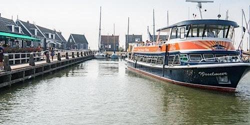 Volendam-Marken Express: Boat Tour