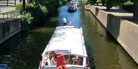 Boat Tour from Delft to The Hague tickets