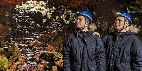 The Lava Tunnel: Roundtrip from Reykjavik tickets