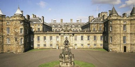 The Palace of Holyroodhouse tickets