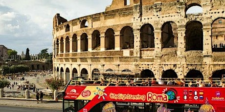 Hop-on Hop-off Bus Rome biglietti