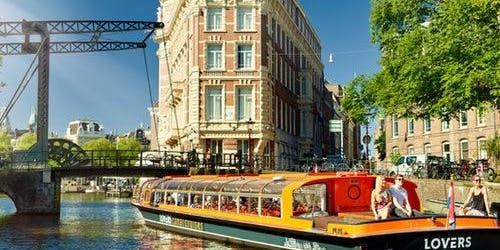 Canal Cruise Amsterdam: Skip The Line
