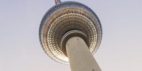 Berlin TV Tower: Skip The Line tickets