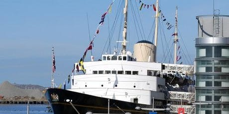 The Royal Yacht Britannia: Fast Track Entrance + Audio Guide tickets