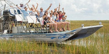 30-Minute Everglades Airboat Ride tickets