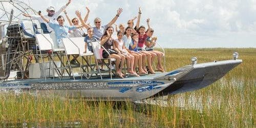 30-Minute Everglades Airboat Ride