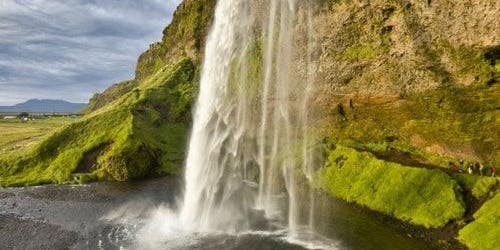 South Iceland, Waterfalls and Black Sand Beach: Roundtrip from Reykjavik
