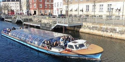 Hop-on Hop-off Bus & Boat Copenhagen