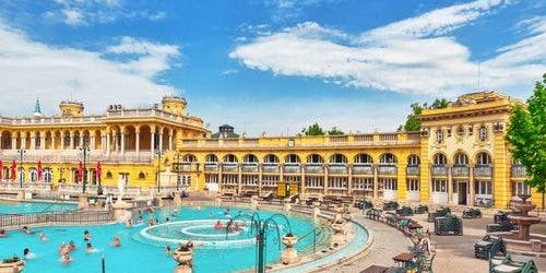 Széchenyi Spa: Skip The Line + Massage + Private Cabin
