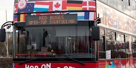 Hop-on Hop-off Bus Copenhagen tickets