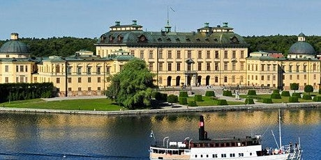 Boat to Drottningholm Palace tickets