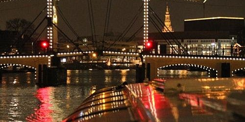 Evening Cruise Amsterdam