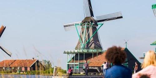 Volendam, Marken & Windmills Tour