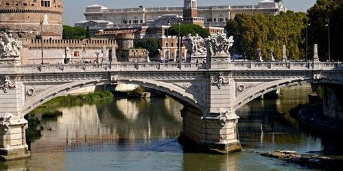 Rome Hop-on Hop-off Boat Tiber Cruise