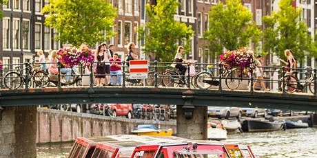 Hop-on Hop-off Boat Amsterdam tickets