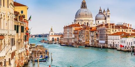 Grand Canal Boat Tour tickets