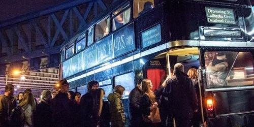 The Ghost Bus Tour London