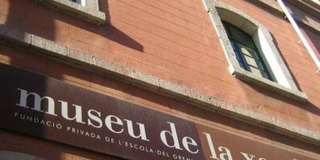 Chocolate Museum (Museu de la Xocolata de Barcelona) entradas
