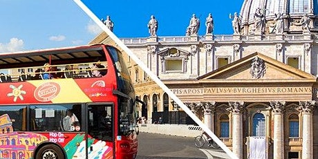 Vatican Museums & Sistine Chapel: Skip The Line + Hop-on Hop-off Bus biglietti