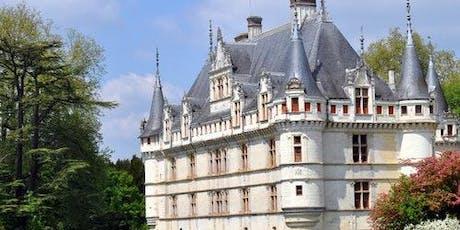 Château d'Azay-le-Rideau tickets