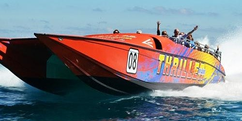 Thriller Miami Speedboat Adventure