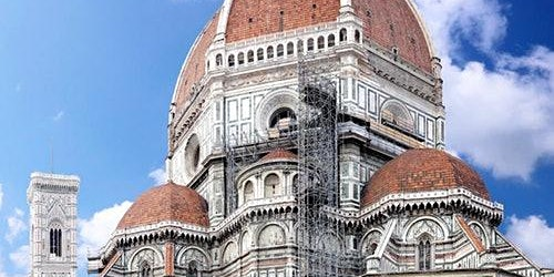 Florence Cathedral, Baptistery, Duomo Museum & Bell Tower
