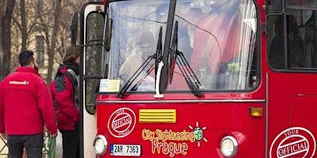 Hop-on Hop-off Bus Prague tickets