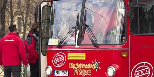 Hop-on Hop-off Bus Prague