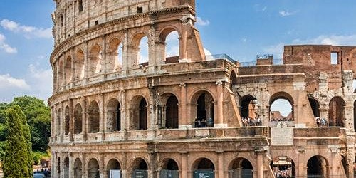 Colosseum + Vatican Museums: Skip The Line + Hop-on Hop-off Bus 48H