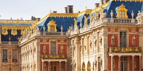 Palace of Versailles: Skip The Line + Guided Tour in English billets