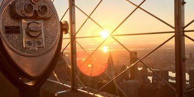 Empire State Building: Sunrise Experience