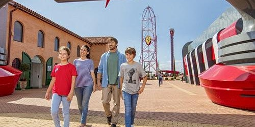 Ferrari Land: Skip The Line