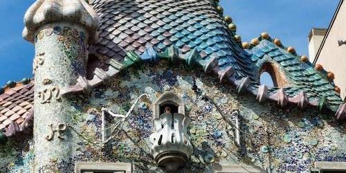 Casa Batlló: Silver