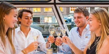 Canal Cruise Amsterdam + Dinner tickets