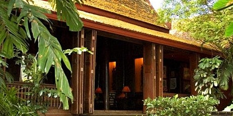 Jim Thompson House: Private Half-Day Guided Tour tickets