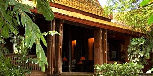 Jim Thompson House: Private Half-Day Guided Tour