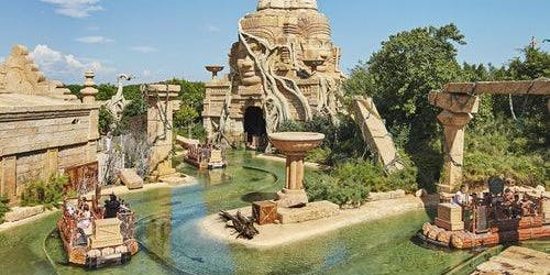 PortAventura + Ferrari Land (optional): Roundtrip