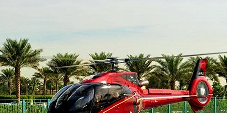 Helicopter flight over Dubai tickets