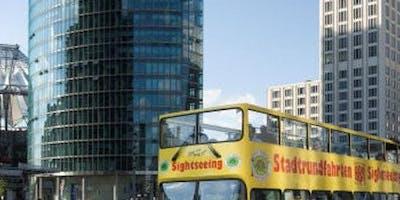 Hop-on Hop-off Bus Berlin