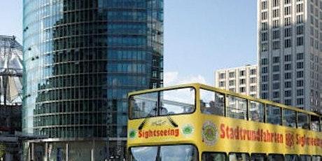 Hop-on Hop-off Bus Berlin Tickets